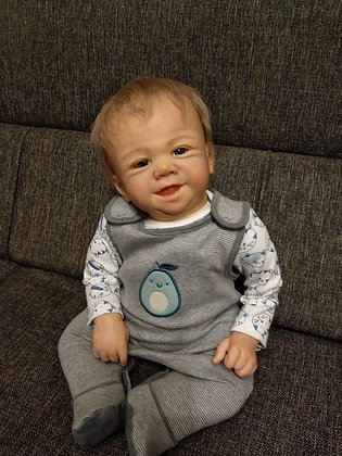 Reborn-Baby Tommy