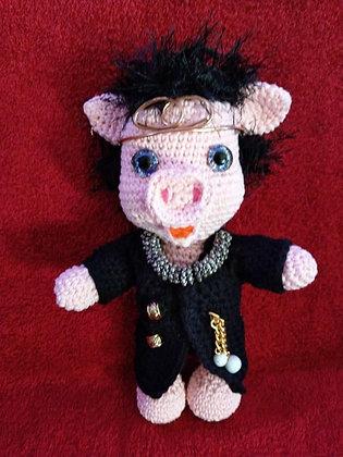 Sally, das Rockerschweinderl