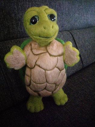Josiefinchen - die Schildkröte