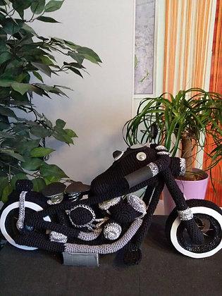 Bobber Motorrad