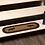 Thumbnail: CABIN LODGE CUMBERLAND MOOSE JUTE STAIR TREAD OVAL LATEX 8.5 X 27