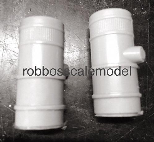 Vortox filters pair