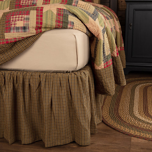 VHC TEA CABIN BED SKIRT
