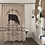 Thumbnail: VHC Sawyer Mill Cow Shower Curtain