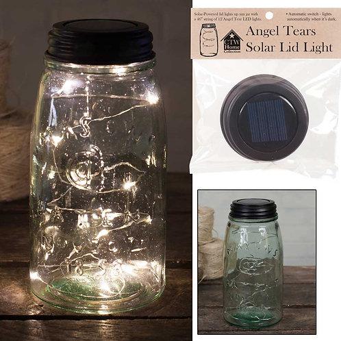 Solar Lid-Light - Angel Tears