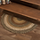 Thumbnail: PRIMITIVE COUNTRY KETTLE GROVE JUTE RUG OVAL
