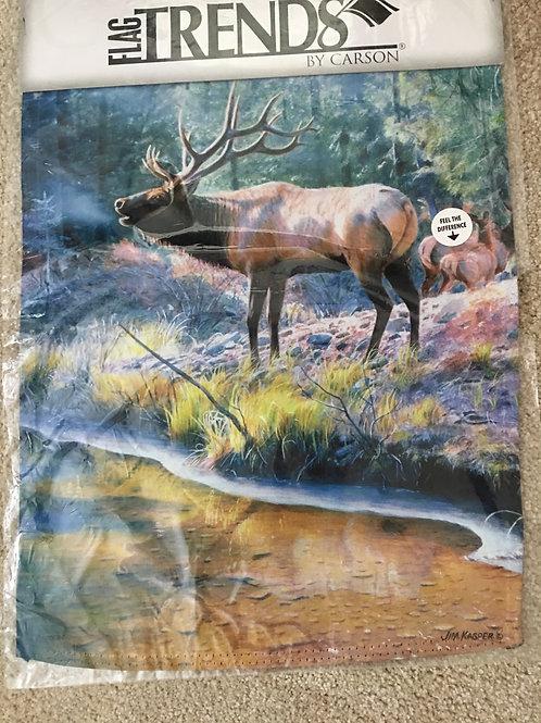 Wild Animal Garden Flags
