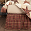 Thumbnail: VHC COUNTRY PRIMITIVE FARMHOUSE ABILENE STAR  BED SKIRT