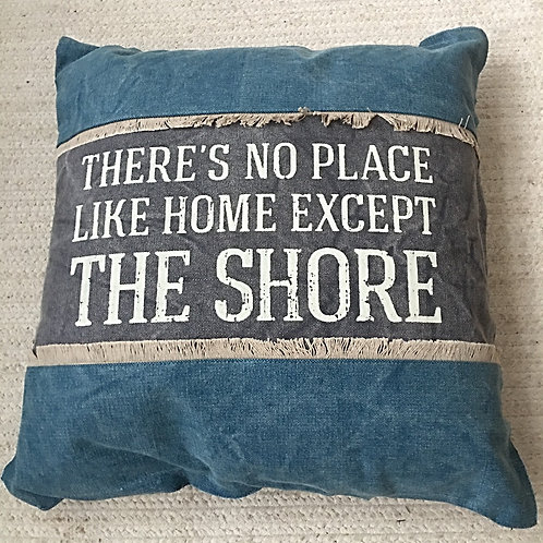 Primitives by Kathy Beach Shore Pillow double Sided