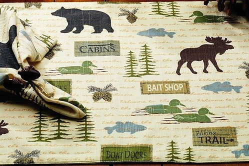 Wilderness Placemat