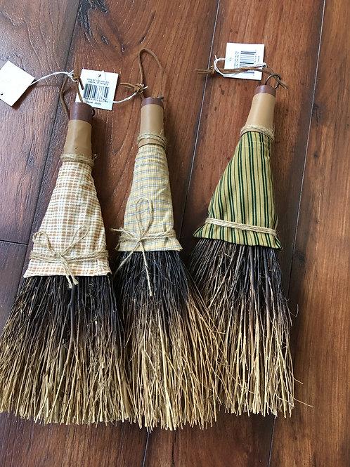 Primitive Wisk Broom 11 x 6 x 2