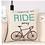 """Thumbnail: I Want To Ride My Bike Pillow 18"""" Square"""