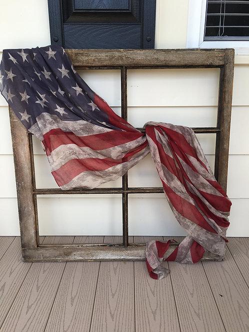 Primitive Flag Scarf