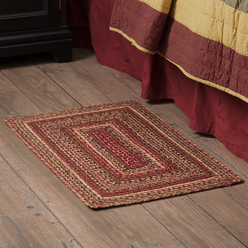 FARMHOUSE VHC CIDER MILL RECTANGLE JUTE RUG