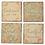 Thumbnail: Primitives by Kathy Friends Stone Coasters