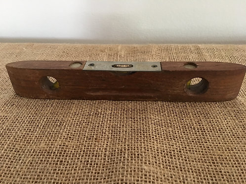 "Antique Palco 9"" Wooden Level"
