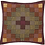 Thumbnail: HERITAGE FARMS QUILTED EURO SHAM 26X26