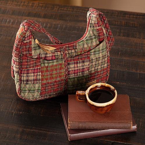 Bella Taylor Patchwork Handbag Gatlinburg Blakely +FREE WRISTLET WALLET
