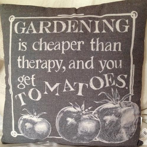 Gardening Pillow