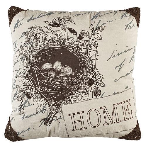 Home Birdnest Pillow