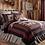 Thumbnail: Rustic Cabin Lodge Farmhouse CUMBERLAND QUILT
