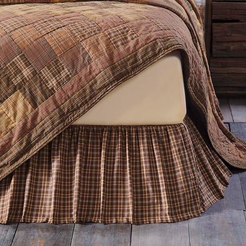 VHC PRESCOTT PATCH BED SKIRT