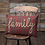 Thumbnail: VHC TEA STAR FAMILY PILLOW 14 X 22