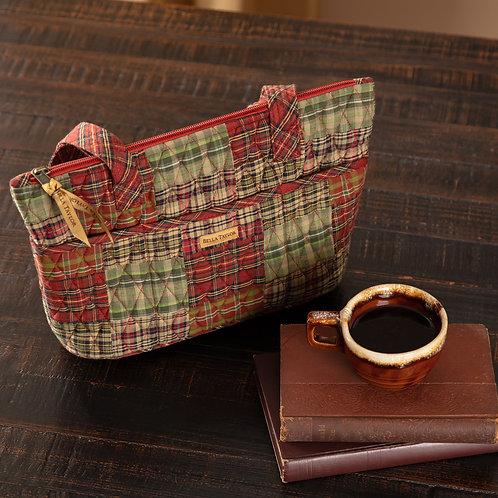 Bella Taylor Patchwork GATLINBURG TAYLOR Handbag + FREE WRISTLET WALLET