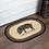 Thumbnail: SAWYER MILL PIG JUTE RUG