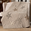 Thumbnail: PRIMITIVE SAWYER MILL STAR CHARCOAL QUILTED THROW 60X50