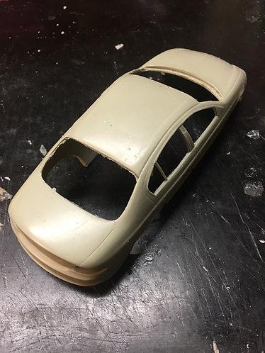 Ford 1/24 au body shell