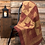Thumbnail: VHC NINEPATCH STAR QUILTED THROW 60X50
