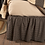 Thumbnail: PRIMITIVE COUNTRY KETTLE GROVE BED SKIRT