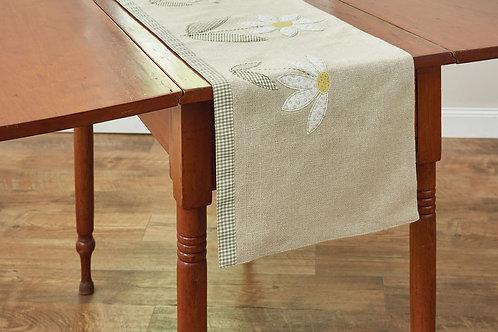 """Park Designs DAISY TABLE RUNNER - 42""""L"""