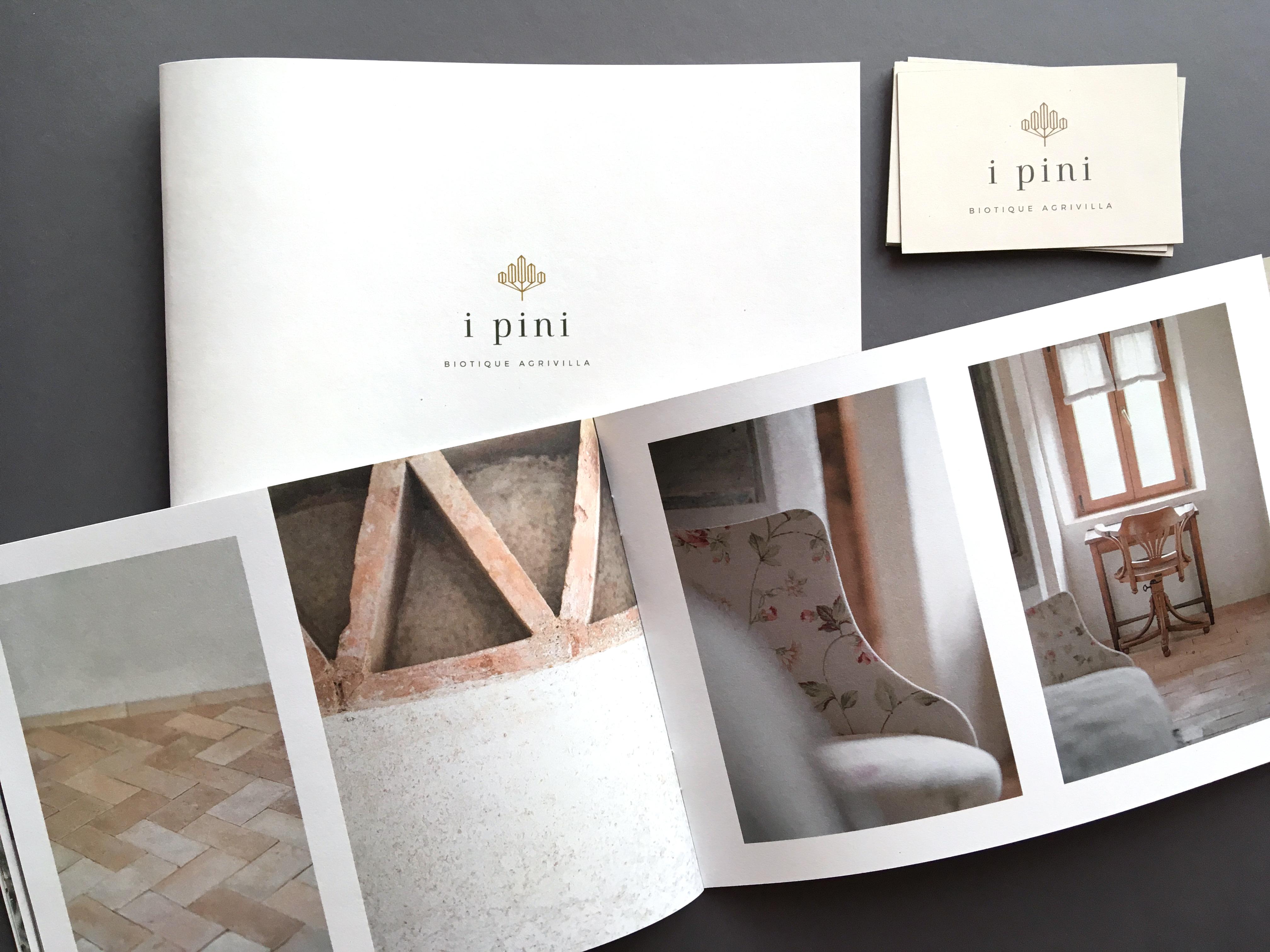 Broschüre, Visitenkarte
