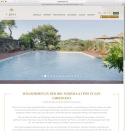 website | i pini Biotique Agrivilla