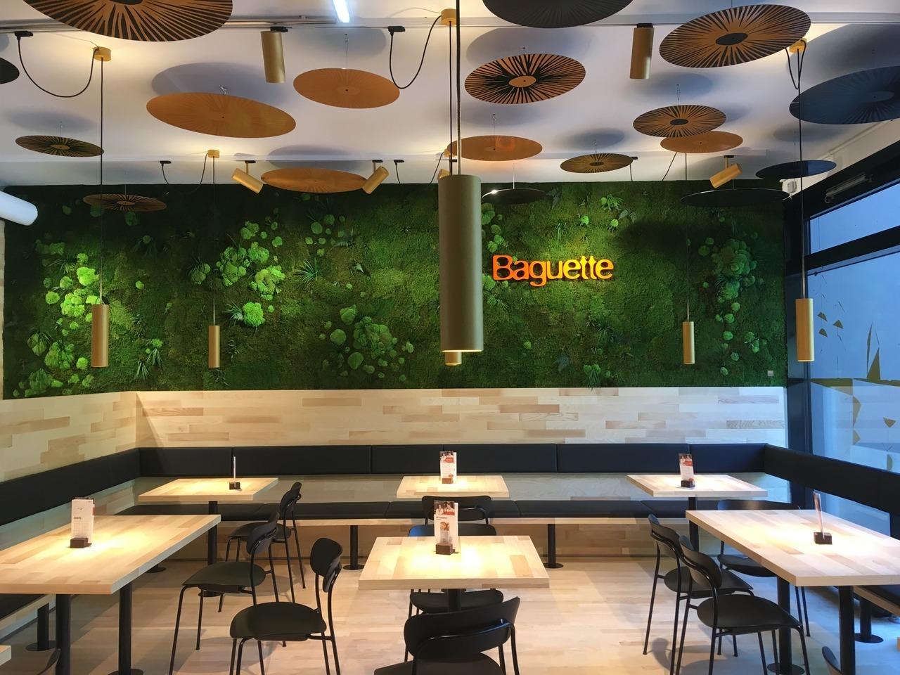 Baguette Café Taxham