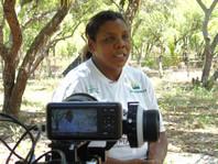 Gravação do documentário