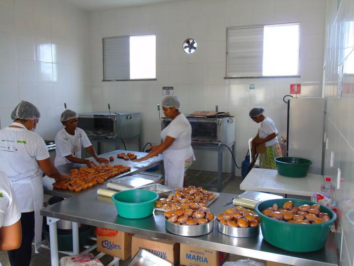 Unidade de produção Povoado Capuã - Barra dos Coqueiros -SE
