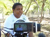 Gravação de documentário
