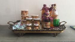 Exposição de produtos