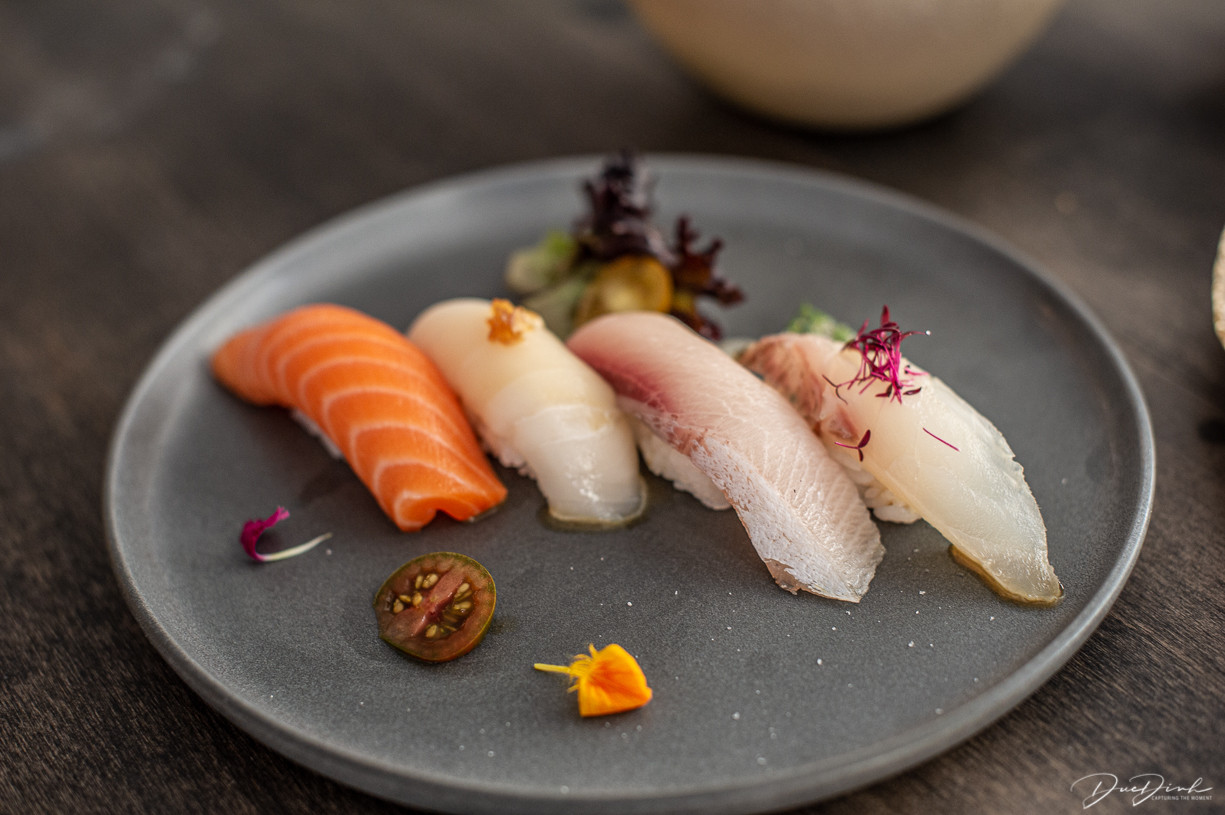 4-Piece Sushi