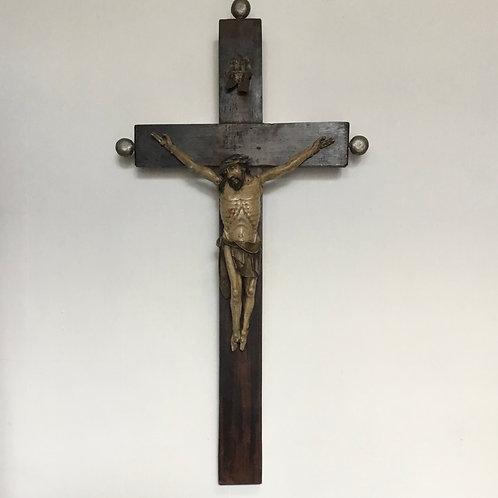 18th C. Crucifix