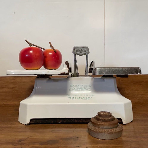 1950's Avery Butcher Shop Scales
