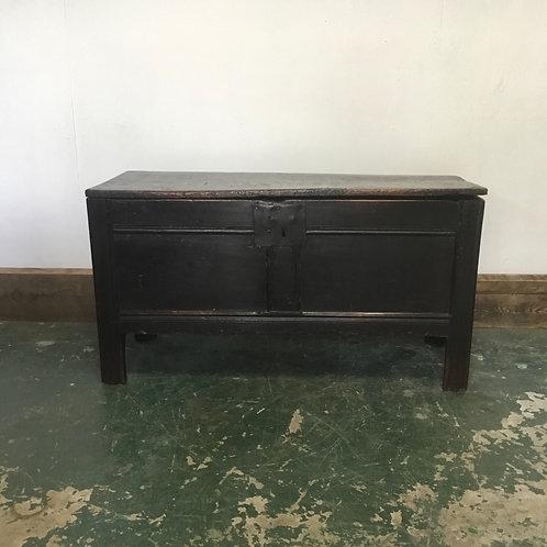 18th C. Pine Coffer Sword Box