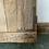 18th C. Oak Ledge and Brace Door