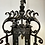 Early 20th Century hand forged Lantern
