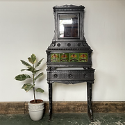 Victorian Cast Iron Wash Stand