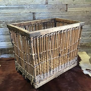 Vintage French Carpet Trolley