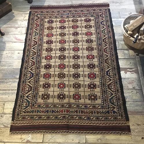 Vintage Adraskan Wool Rug